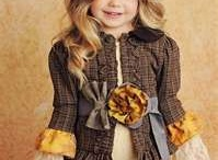 Kids Fashion / by Norma Brown