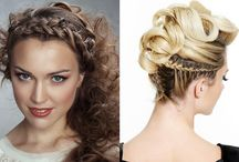 Amazing hairstyles - Niesamowite fryzury.