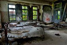 Beauty in the Breakdown / Abandoned buildings / by Sarah J. Belcher