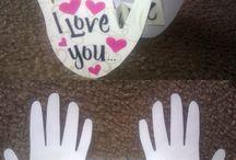 San Valentin Craft For Kids