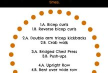 TABATA WORKOUTS / by Kimberly Johnson