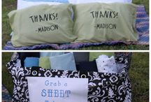 Party Ideas / Great times and fun group activities.  / by Becky Keilig