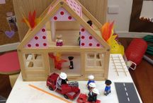 Early Years Fire Station