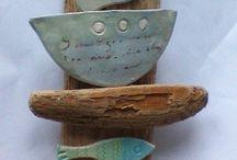 clay boats