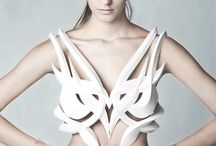 CRAFT TECH trend 2017 / Jewelry trend 2017 Craft Tech. Combining age-old skills with futuristic materials and modelling techniques. Flexibility, twists, turns, coils, knots and facets become part of the repertoire.