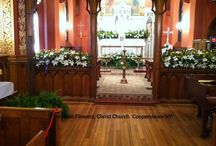 Churches in the Cooperstown,NY area / Weddings in Area Churches
