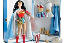 Wonder Woman / Wonder Woman and such...... / by Lisa Gambrell