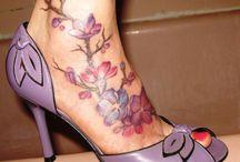 Tattoos / by Megan Silverman