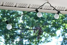 Decor: Patio + Backyard / by Sarah Elizabeth