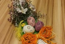 velikonoční nápady