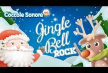 Christmas' songs! / Sarabanda vi propone qualche canzoncina Natalizia da cantare insieme ai vostri bimbi! / di Sarabanda