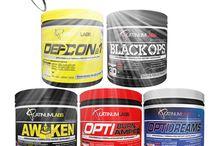 Platinum Labs Supplements