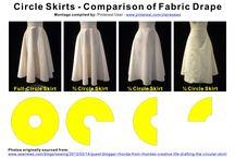 Sewing / Patterns, ideas, tutorials, diy, materials