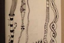 Doodles/ Zentangle