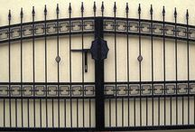 giardino: cancello