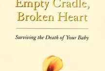 Books on Loss / Books on miscarriage, stillbirth, and early infant death.
