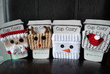 Christmas crochet/knitting❇