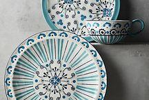 Tiles, Ceramics and patterns