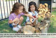 Natural Montessori Playground for LaPrint
