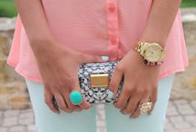 Purses and Shoes...Oh My! / by McKenzie Thomas