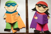 Super Hero Theme for the Classroom / Theme for 2014 / by Jacqui Gover Robb