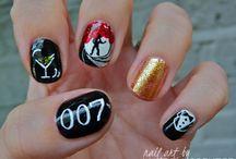 James Bond naglar
