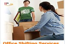 ''Office Shifting Services'' / Get Proficient Office Shifting Services with Professional Approach at 11th.in.