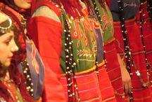 Ελληνικές Παραδοσιακές Φορεσιές  / ΦΟΡΕΣΙΕΣ ΤΗΣ ΠΑΤΡΙΔΑΣ ΜΟΥ!