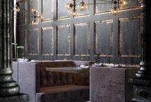 pub/club interior design