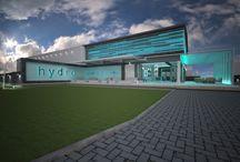 Amenajare Complex Hydro