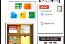 Google Docs in the Classroom / by Esther Valencia