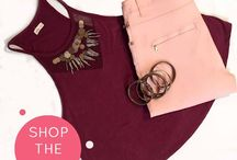 Style it up! / SHOP THE LOOK OR STYLE