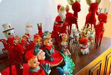 ✨✪ Vtg Christmas.. ☃ ✪✨ / by Contesa Evans Garni
