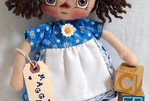 dolls- navody a inšpirácie