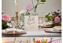 Special Touches / These special touches really make your wedding a personalized event. Incorporate some of these ideas and invite your guests into your lives by showcasing the things that make you two so unique and great together!