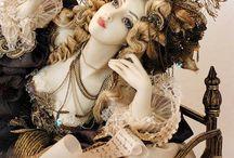Dolls / by Diane Martinez