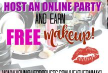 All Natural Glam / Amazing products from Younique! All natural and cruelty free! Love what you are seeing? Host an online party to earn free makeup or become a presenter to earn cash sharing your love of glam!