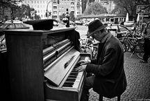 music // piano