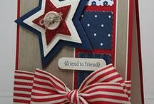 Patriotic / cards