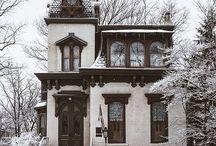 drømme huset
