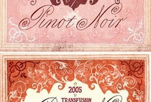 Printables - Vintage Labels / Old vintage wine labels for crafts projects and decoupage. / by Donna Wilkinson