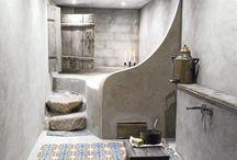 spanskt badrum