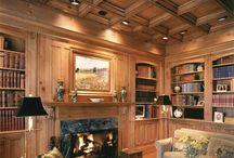 casas de madera / casas de madera