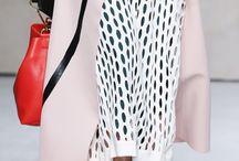 fabric catwalk detail