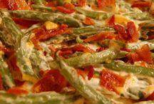 romige ovenschotel met kip champignons en groenten met bonen