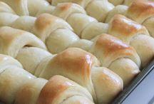 Bread / by Jill Glenny
