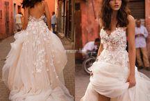 Bryllup kjoler