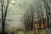 John Atkinson Grimshaw / 미국, 1836~1893