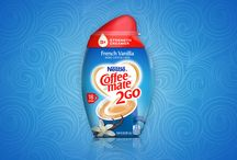 Coffee-Mate 2Go / Coffee-mate lovers were unhappy that they couldn't get the same perfect cup they had at home when they were out and about. Nestlé had the solution, but needed to brand the breakthrough product in a way that was intuitive and appealing to consumers.