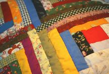 Quilting - Keeping U in Stiches / by Pat Hanner